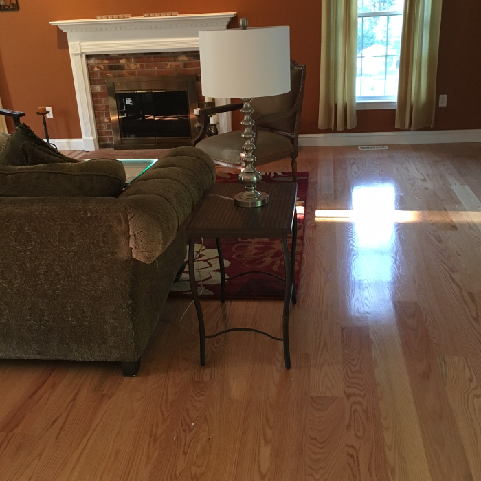 Red Oak Select & Better Hardwood Flooring on sale at cheap prices by Hurst Hardwoods Tampa, FL